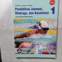 Buku Pendidikan Jasmani Olahraga dan kesehatan Smp MTs kelas VII 1 Bse