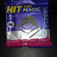 obat nyamuk bakar/hit magic expert 1 mv piramid floral blossom