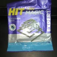 obat nyamuk bakar/hit magic expert 1 mv piramid classy lily