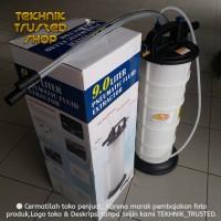 Vacuum suction-extractor-Sedot hisap oli mobil motor-Pneumatic-9 lt