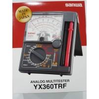 AVOMETER/Multimeter Analog SANWA YX360TRF ( YX 360 TRF / YX-360TRF )