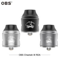 CHEETAH III RDA 25MM AUTHENTIC BY OBS ATOMIZER MOD