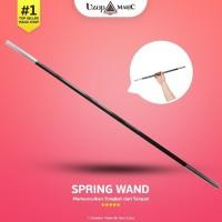 Spring Wand (Alat sulap, memunculkan tongkat, mainan)