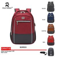 Polo Trands Tas Ransel Original - Backpack- Polo Trands RS 36161