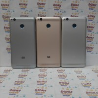 Tutup Belakang Backdoor Backcover Xiaomi Xiomi Redmi 3s - 3 Pro ORI