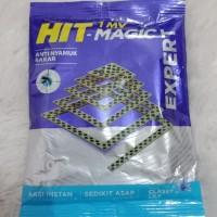 Obat Nyamuk Bakar HIT/HIT Magic Expert Anti Nyamuk Bakar 10 lbr