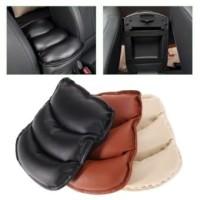 Bantal Handrest / Arm Rest untuk di Console Box Tengah Mobil Hitam