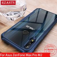 Asus Zenfone Max Pro M2 Rzants Original Hard Soft Armor Bumper Case