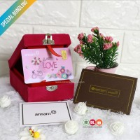 [SPECIAL BUNDLING] Emas Antam Gift Series With Love 1 Gram + Box