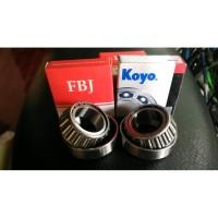 BEARING SET FBJ - KOYO KOMSTIR BAMBU CBR 250 - CBR 400-CBR 600-CBR1000