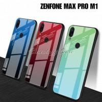 ASUS ZENFONE MAX PRO M1 PREMIUM GRADIENT GLASS CASE ZENFONE MAX PRO M1