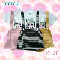 Dress Overall Lol Pakaian Anak Cewek Lucu dan Keren