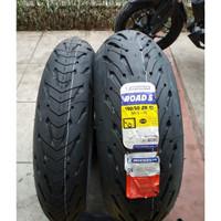 Ban michelin 190 50 17 pilot road 5 Michelin 190/50-17