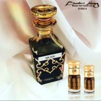 6ML black musk oriental parfume oil (parfum arab minyak misik hitam)