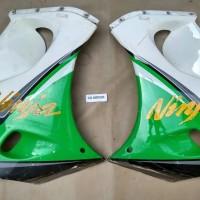 original cover sayap fairing samping Kawasaki Ninja RR 150 old lama