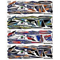 Sticker Striping Variasi Thailand Thailook Jupiter Z BURHAN-SPARKNANO2
