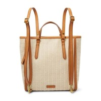 FOSSIL CAMILLA BACKPACK WHEAT SMALL