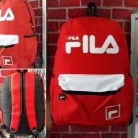tas ransel Fila / tas olahraga / tas futsal / tas sepatu / tas Fila