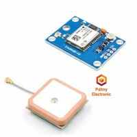 GPS Modul Neo 6 MV2 untuk arduino raspberry