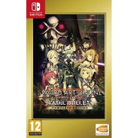 Nintendo Switch Sword Art Online: Fatal Bullet Complete Edition (Asia)