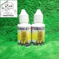 Primacat 30ml - Obat Diare / Mencret Kucing Prima cat Pencernaan