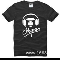 T-shirt/baju kaos pria kaos HYPE BAPPE