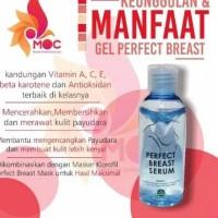 Perfect Breast Gel Mask - untuk payudara dewasa