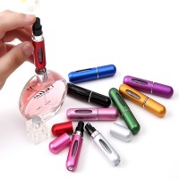 APINK 5ml Refillable Portable Mini perfume Bottle&Traveler Aluminum