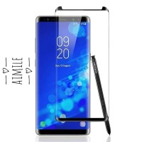 Samsung Galaxy S7 Edge Tempered Glass 3D Anti Gores Kaca