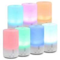 Humidifier / Aromatherapi / Pelembab udara Kantor Mobil Ruangan -White