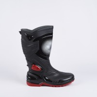 Sepatu Karet PVC Anti Tembus Air Banjir Hujan AP BOOTS MOTO 3 - 45