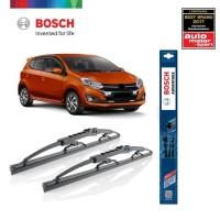 Wiper Mobil Daihatsu Ayla Sepasang Bosch Advantage