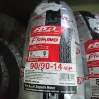 BARU Ban FDR Flemino 90/90 ring 14 ban tubles motor matic beat mio