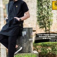 Rompi / Rompi sholat / Rosal / baju muslim pria/ al amwa/ Rompi / koko