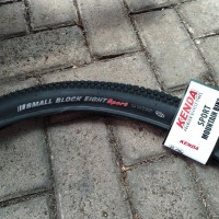 ban sepeda kenda small block eight sport bahan premium 26 x 2.10