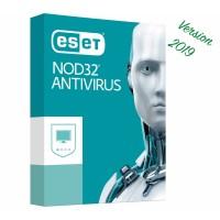 Eset NOD32 Antivirus 1 Tahun 1PC