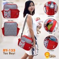 BABY LEON Tas Bayi Tas Popok Tas Perlengkapan Bayi Diaper Bag BY-133