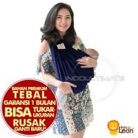 BABY LEON Gendongan Bayi Kaos/ Geos Baby Leon / Praktis/ Gak Ribet