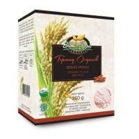 Bionic Farm Tepung Beras Merah Organic 250 Gr / MPASI / Tepung Gasol