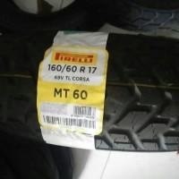 BAN PIRELLI MT 60 (69V Corsa) size 160/60 R17