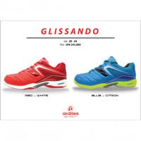 ORIGINAL Ardiles ARDILLES - GLISSANDO GLISANDO Sepatu Badminton
