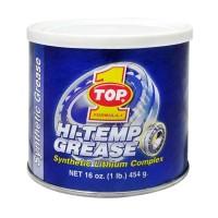 Minyak Gemuk Stempet Top 1 One Hi Temp Grease Biru 454g