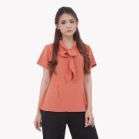 Nikita Blouse - Orange