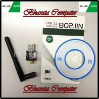USB WiFi 300Mbps ANTENA Wireless Adapter 802 11N 300Mbps