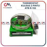 Thermostat Kulkas ATB R 132 R132 suhu untuk 1 2 pintu sanyo sharp
