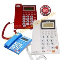 Sahitel S57 Telepon Rumah Telephone Kantor Telepone Caller ID