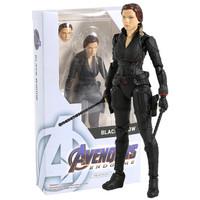 Shf Black Widow Avengers Endgame Action Figure / Shf Black Widow