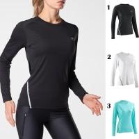 Decathlon Baju Running Wanita Lengan Panjang Baju Olahraga Wanita