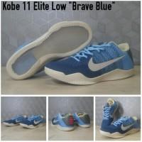 sedia sepatu basket nike kobe 11 XI flyknit avar muse / sneakers / UA