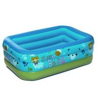 Terlaris 150x105x55 cm Bayi Mandi Bak Berenang Penebalan Anak-anak
